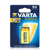 Baterija Varta 9 V Superlife