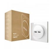 FIBARO WALLI N USB OUTLET FGWU-021