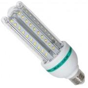 Lâmpada Compacta LED Milho 5W a 23w 4U E-27 Bivolt