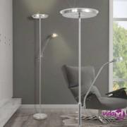 vidaXL Podna Svjetiljka LED sa Prigušivačem 23 W