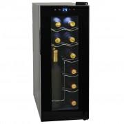 Sonata Охладител за вино, 35 л, 12 бутилки, LCD дисплей