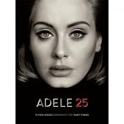 Music Sales Adele 25 for Easy Piano Libro de partituras