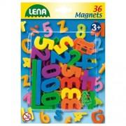 Lena Mágneses számok és műveleti jelek