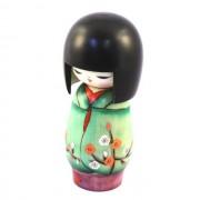 Japonská panenka Kokeshi Umematsuri 15,5 cm