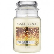 Yankee Candle All is Bright scented candle Classic Large 623 g