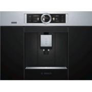 Espressor incorporabil Bosch CTL636ES6 1600 W 19 bar Display TFT Negru-Arginitiu