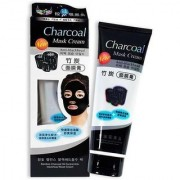 Bamboo Charcoal Bamboo Charcoal Oil Control Anti-Acne Deep Cleansing Blackhead Remover Peel Off Mask (130 g)