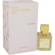 Maison Francis Kurkdjian A La Rose eau de parfum spray 75 ml