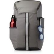 HP 15.6 Pavilion Tech Grey Backpack (5EF02AA) 25.5 L Laptop Backpack(Grey)