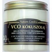 VCO szűz kókuszolaj/kókuszzsír 250 ml, Nature Cookta