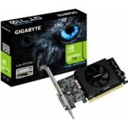 Placa video GIGABYTE GeForce GT 710 1GB GDDR5 64-bit