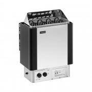 Poêle pour sauna - 6 kW - 30 à 110 °C - Unité de commande comprise