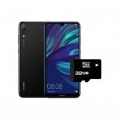 Huawei Y7 2019 NACIONAL 12 MESES GARANTÍA 3+32 GB+ Micro SD 32- negro