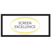 Screen Excellence Reference Fixed Frame Neo-S 2.37:1 130 tum 130 tum