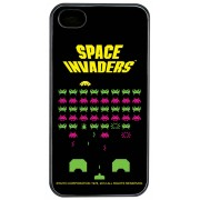 50fifty Coque iphone 4 et 4S Space Invaders coque gaming