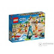 LEGO® City Pachet figurine – Comunitatea orasului distractie la plaja 60153
