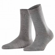 Falke Softmerino Women Socks Light Grey Melange