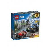 Lego City - Verfolgungsjagd auf Schotterpisten 60172