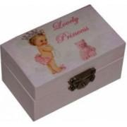 Cutiuta pentru prima suvita sau primul dintisor Mica printesa Little Angel