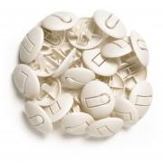 Protectores de Contacto Safety 1st 24 Piezas - Blanco