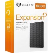 "Hard Disk Extern Seagate, STEA500400, 500GB, Expansion, 2.5"", USB3.0,Negru"