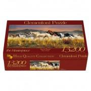 Puzzle 13200 Piezas Caballos - Clementoni