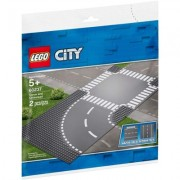 Curba si intersectie 60237 LEGO City