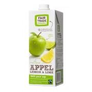 Sap Appel met Lemon & Lime 1L