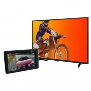Pantalla Sharp Smart TV LC-43P5000U Wifi HDMI + Tableta 3G De Regalo