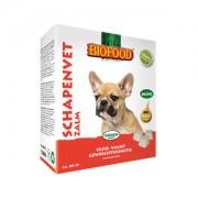 Biofood Schapenvet Zalm - 80 stuks - MINI