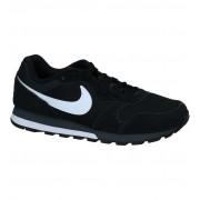 Nike Zwarte Nike MD Runner 2 Lage Sneakers
