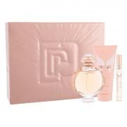 Paco Rabanne Olympéa confezione regalo Eau de Parfum 80 ml + lozione per il corpo 100 ml + Eau de Parfum 10 ml Donna