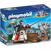 Комплект Плеймобил 6696 - Пазител на черния барон - Playmobil, 291242