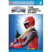 The Legend of Ninja Steel, Paperback