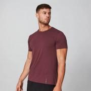 Myprotein Luxe Classic V-Neck T-Shirt - Oxblood - XXL
