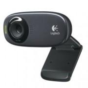 Уеб камера Logitech HD Webcam C310, 1280x720, микрофон