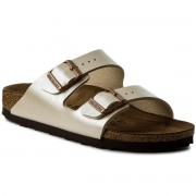 Чехли BIRKENSTOCK - Arizona Bs 1009921 Graceful Pearl White