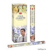 Bețișoare parfumate HEM - Call Clients