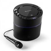 Auna KS-1 Starlet karaoke rendszer, fekete (KS1-Superstarlet)