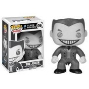 Figurina Funko Pop Vinyl Black And White Joker Limited Edition