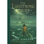 The Lightning Thief, Hardcover/Rick Riordan
