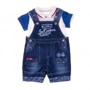 Lee Cooper - 08 fehér kékkel baba öltözék
