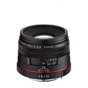 Pentax Obiettivo HD DA, 35 mm, Macro F/2.8, Edizione Limitata, Nero