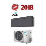 Daikin Climatizzatore Mono Inverter Stylish Blackwood Ftxa35at/rxa35a Wi-Fi Inverter Pc Gas R-32 12000 A+++