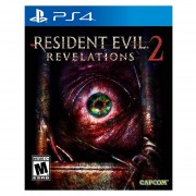 Ps4 Juego Resident Evil Revelations 2