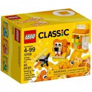 Lego la scatola della creatività arancione 10709