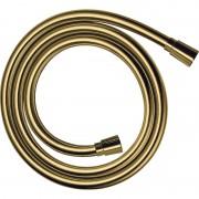 Hansgrohe - Mangueira flexível de duche 160 cm Ouro polido IsiFlex Hansgrohe