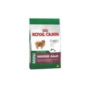 Ração Royal Canin Mini Indoor Adult para cães adultos que vivem em ambientes internos - 7,5 kg