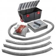 Leckage-Notfallset in Kunststoff-Box Ausführung universal