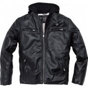 Spirit Motors Outdoor-Jacke Freizeit-Jacke Spirit Motors Freizeit-Urban Jacke 1.0 schwarz L schwarz
